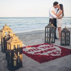 Nhẫn đính hôn Infinity Love